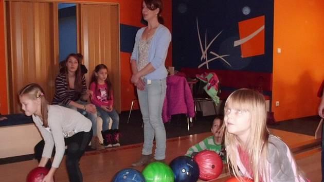 Studio Kamarád v Kroměříži pořádá pravidelné příměstké tábory pro děti. Jarní tábor nabízel i volbu mezi více aktivitami.