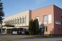 Stávající Kulturní dům v Břestu.