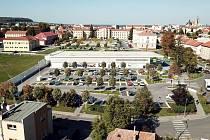 V Kroměříži otevírá nová prodejna Lidlu.