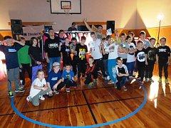 V Holešově se v sobotu konala taneční soutěž nazvaná Battle Reborn.