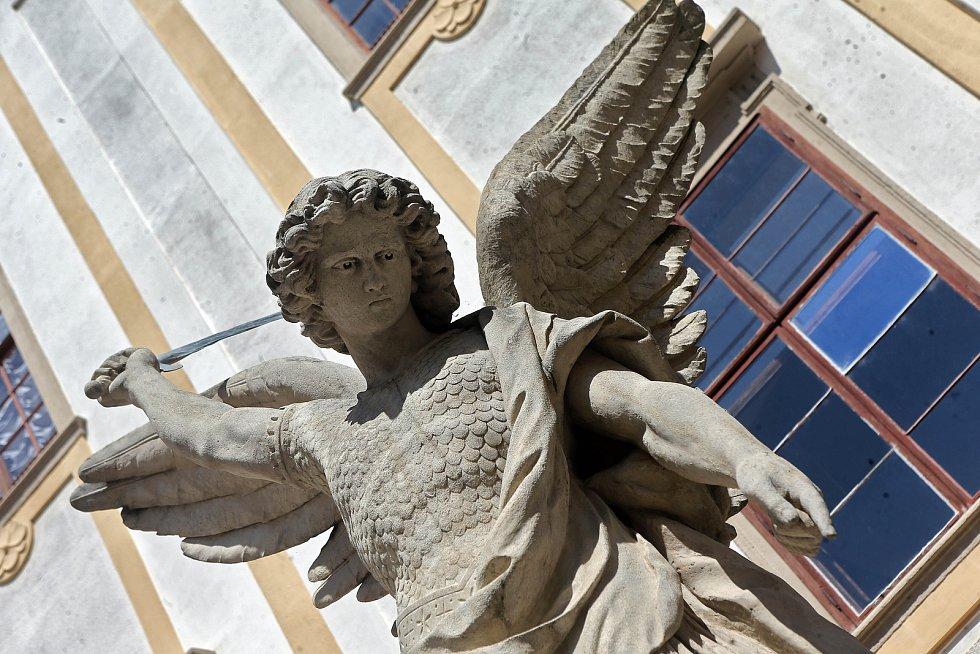 Nádherné prostory kroměřížského zámku