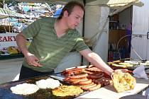 Ve středu 28. září 2011 v Hulíně oslavili tradiční Svatováclavské hody. Připravený byl burčák, grilovaná jídla nebo také pouťové atrakce.
