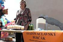 Tradiční Svatováclavské hody v Hulíně