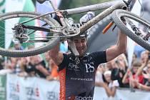20. ročník bikemaratonu Drásal. Vítěz Ondřej Fojtík.