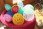 Děti ze Střediska volného času Včelín z Bystřice pod Hostýnem vyrazily během velikonočních prázdnin do Záhlinic. Do Velikonočního pondělí se tady konala akce s názvem Hanácký dvorek.