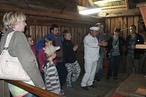U příležitosti prohlášení Větrného mlýna ve Velkých Těšanech za národní kulturní památku se v pátek 19. září uskutečnil třetí ročník koštu burčáku.