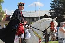Poslední květnový víkend byl v Chropyni zase po dvou letech ve znamení folkloru. Sedmnáctý ročník Hanáckých slavností si nenechali ujít lidé z různých koutů Česka.