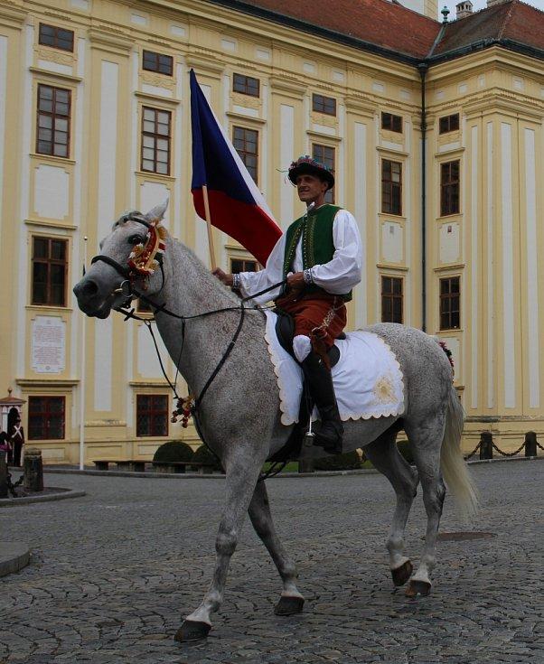 Kroměříž Mezinárodní soutěž tradičních zápřeží 2019