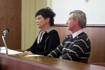 Ivan Manďák u soudu.