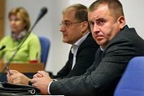 Karel Fuksa u soudu