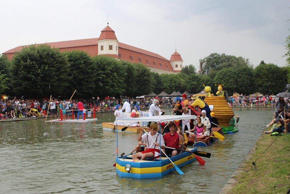 Holešovská Regata 2019, 9.ročník, sobota.