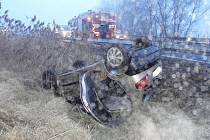 Za nehodou stála nepozornost při řízení