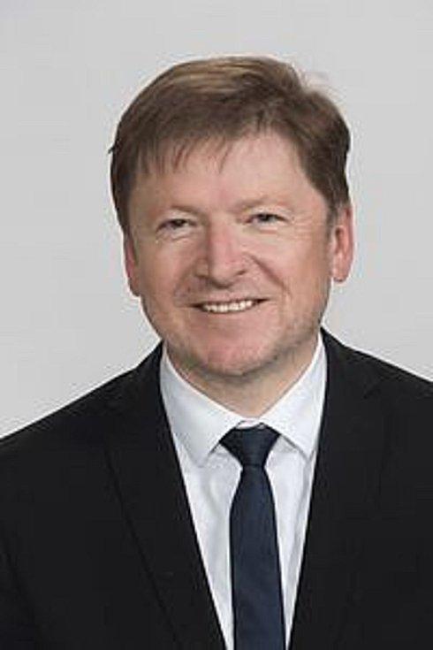 Starosta Kroměříže Jaroslav Němec.
