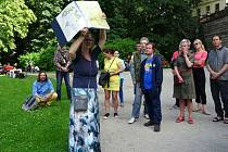 V příjemné a pohodové atmosféře proběhl Víkend otevřených zahrad v Podzámecké zahradě.