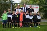 Oslava 115 let fotbalu v Holešově.