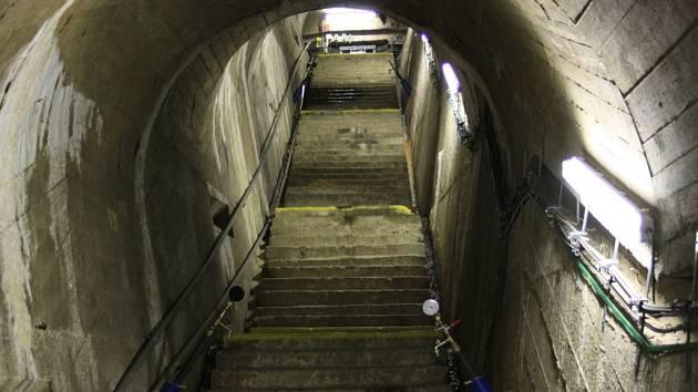 Den otevřených dveří se konal na přehradě v Koryčanech. Návštěvníci se mohli podívat i do prostor, do kterých se běžně není možné dostat.