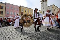 Dožínky Zlínského kraje 2019 v Kroměříži
