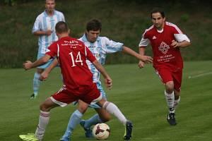 Fotbal OP Kroměříž. Ilustrační foto