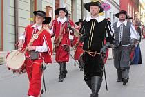 V Kroměříži se v sobotu 11. června 2011 uskutečnila 1. středověká slavnost řemesel a kumštu 2011.
