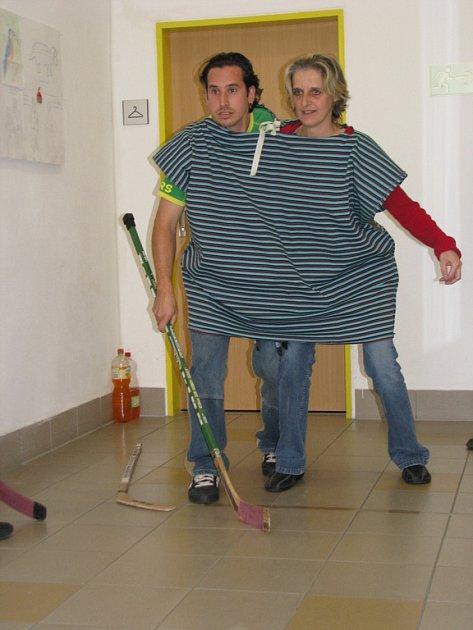 V domově pro seniory ve Vážanech uspořádali ve středu 17. září sportovní hry. Na akci se sjeli i důchodci z ostatních kroměřížských domovů.