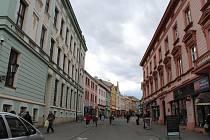 Jedna z nejfrekventovanějších kroměřížských ulic pro pěší, Vodní, by se měla příští rok rekonstruovat.