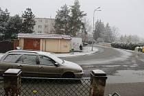 Na Kroměřížsko letos první sníh dorazil poslední listopadový den.