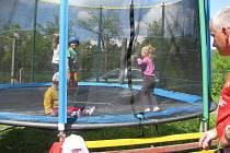 V Bořenovicích u Holešova se v sobotu 19. června konal dětský den.