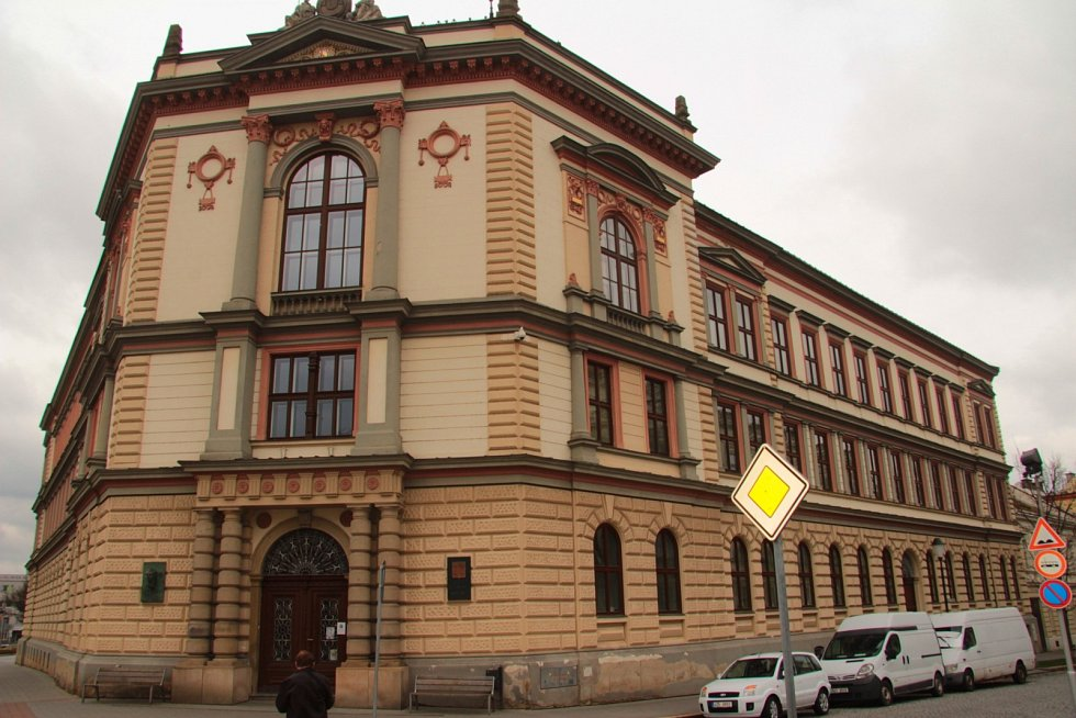 Na procházce Kroměříží.