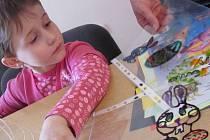 V Centru pro rodinu v Kroměříži připravili pro rodiče s dětmi tvořivé odpoledne