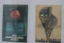 Bystřický zámek nabízí sbírku filmových plakátů mezi lety 1930 až 1992 ze sbírky rodáka Vítězslava Tichého: k vidění bude až do konce prázdnin.