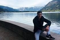 Útočník holešovské rezervy Jiří Menšík na podzim navštívil vyhlášené rakouské středisko Zell am See.