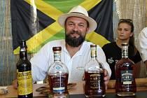 Rumový a doutníkový ambasador Ultra Premium Brands Jan Albrecht