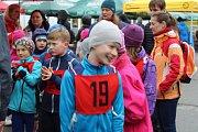 Půlmaraton a čtvrtmaraton v Kroměříži