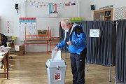 Volby do Evropského parlamentu 2019 v Kroměříži.