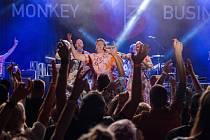 Monkey Business v Hulíně.
