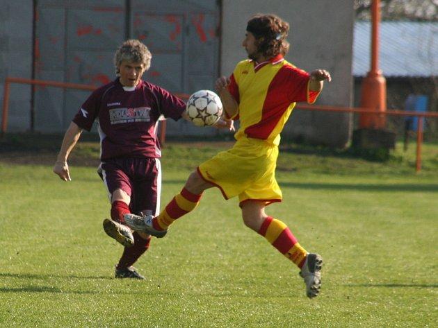 Hráči Skaštic nedokázali v osmi zápasech Martinice porazit. Další pokus budou mít na vlastním hřišti.