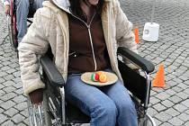 Na Velkém náměstí v Kroměříži se ve středu 1. října 2008 konala akce Každý svého zdraví strůjcem. Děti si vyzkoušely, jak se žije s nějakým handicapem, například na vozíčku či s obezitou. Součástí akce byla i putovní výstava Ligy proti rakovině.