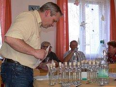 Ve Skašticích se konal v sobotu 17. března 2012 3. ročník Josefovského koštu slivovice