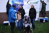 Charitativní běh v Holešově.