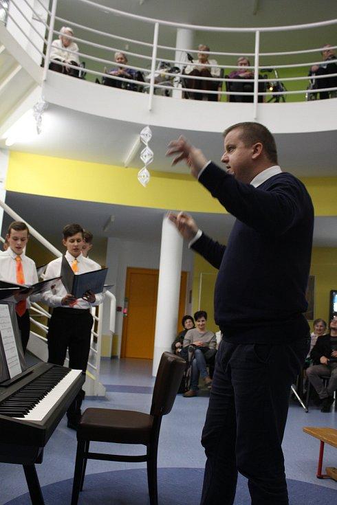 Česko zpívá koledy 2019, Domov pro seniory u Moravy v Kromě