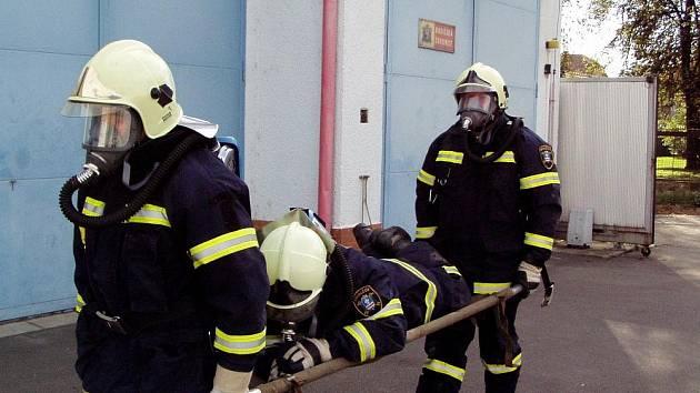 Sbor dobrovolných hasičů Chvalčov.