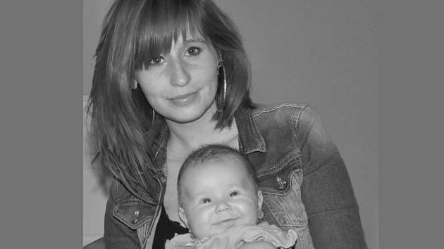 Alena Csomorová zvládala taneční tréninky už týden po porodu.