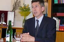 První rada Francouzského velvyslanectví Nicolas de Lacoste