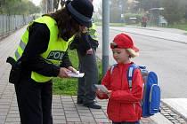 Prevence zaměřená na bezpečnost dětí. Ilustrační foto