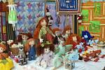 Vánoční jarmark v Hulíně