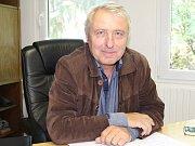 Jan Hašek (ANO 2011) není s výsledkem voleb spokojen. Nechává iniciativu na složení nové koalice současnému starostovi Němcovi.