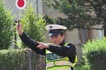 Velká policejní akce na Kroměřížsku, kontrolovalo se i v Záhlinicích