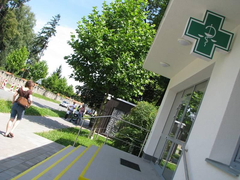 Kroměřížská nemocnice. Ilustrační foto.
