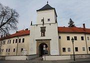 Zámek v Bystřici pod Hostýnem. Ilustrační foto.