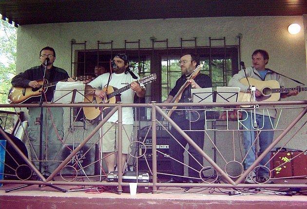 Holešovská kapela Texas.